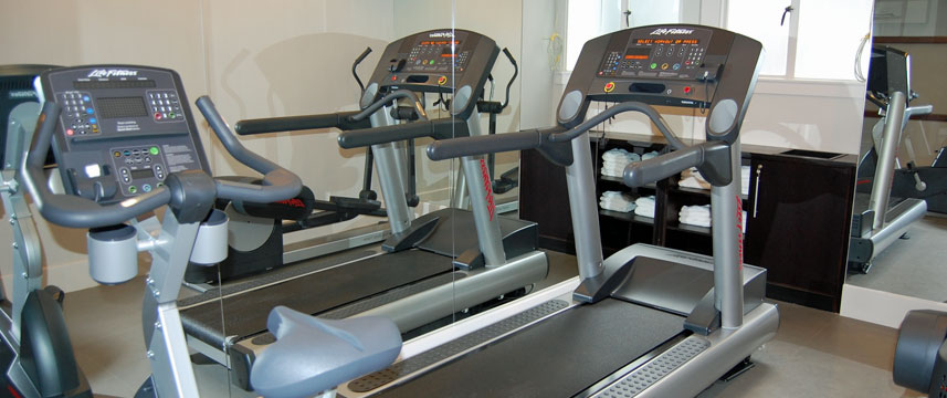 Best Western Mornington Hotel Fitness Room