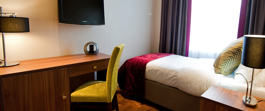 Best Western Mornington Hotel Single Room