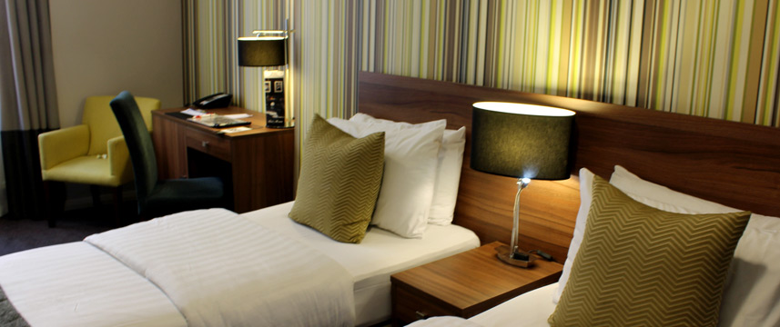 Best Western Mornington Hotel Twin Bedroom