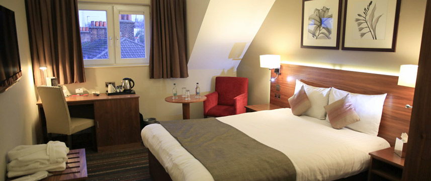 Best Western Palm Hotel - Double Room