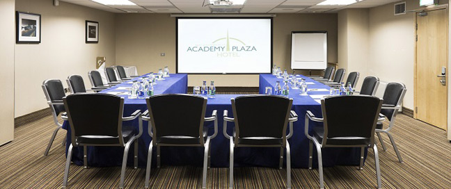 Best Western Plus Academy Plaza Meeting Room