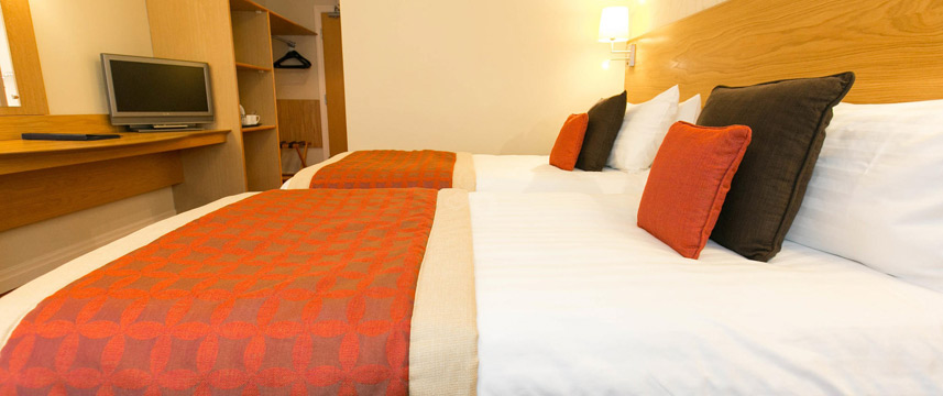 Best Western Plus Milford Hotel - Twin Beds