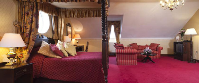 Best Western Sheldon Park Hotel - Four Poster Room