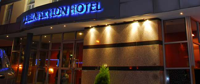 Best Western Skylon Hotel - Entrance