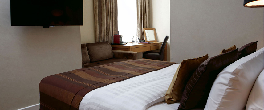 Best Western The Boltons Hotel Executive Room