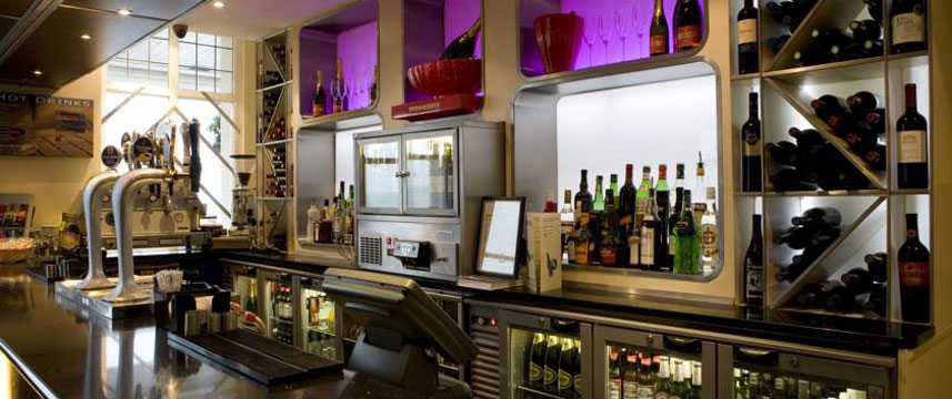 Best Western York House Hotel - Bar