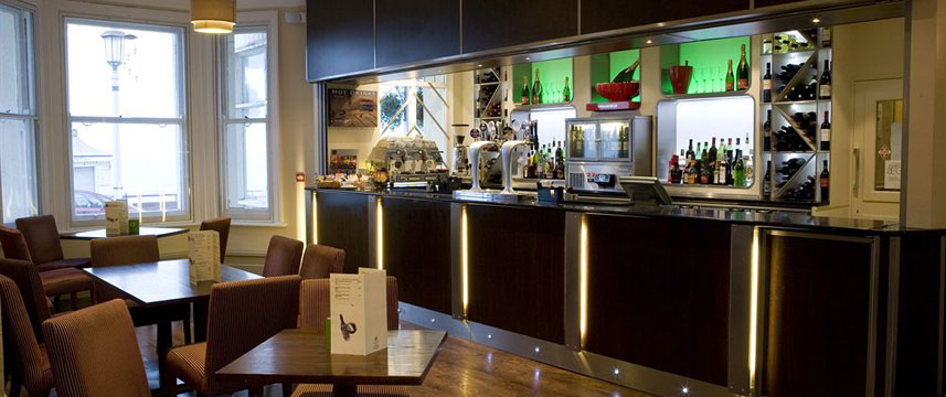 Best Western York House Hotel - Bar Area