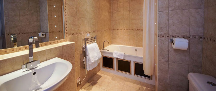 Best Western York House Hotel - Bath Room