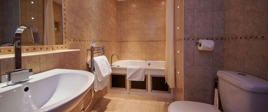 Best Western York House Hotel - Bathroom