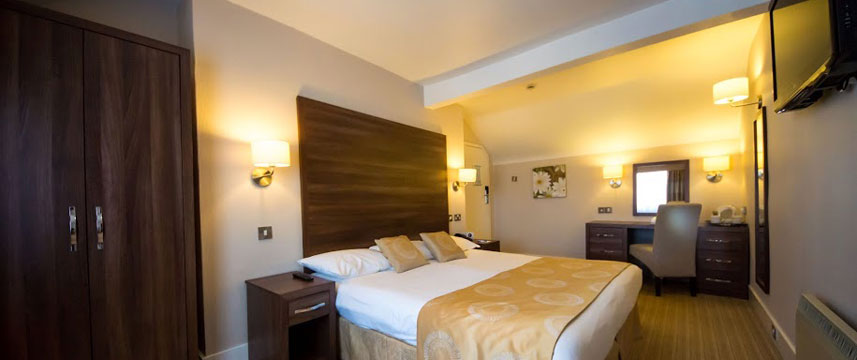 Best Western York House Hotel - Double Bed Room