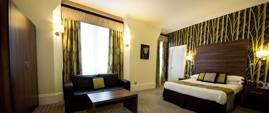 Best Western York House Hotel - Double Bedroom