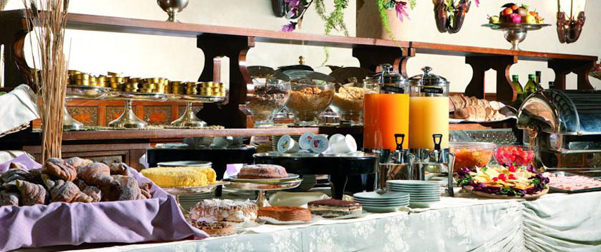 Bettoja Hotel Mediterraneo - Breakfast Buffet