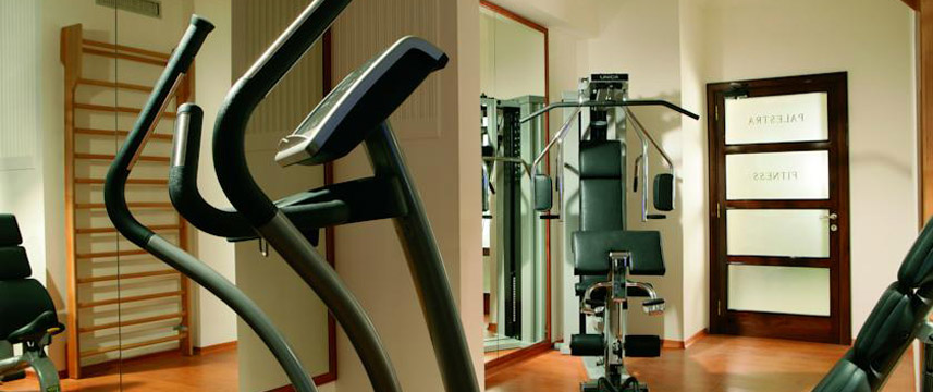 Bettoja Hotel Mediterraneo - Gym