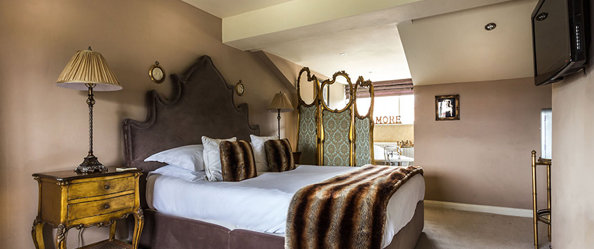 Black Horse Inn - Double Bed