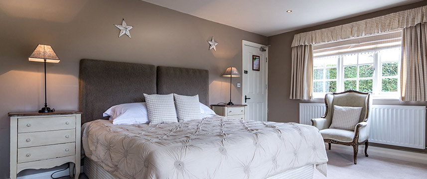 Black Horse Inn - Twin Bedded Room