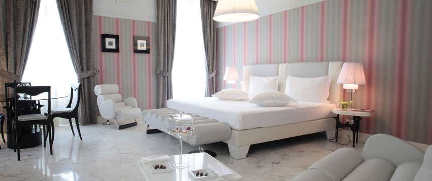 Boscolo Palace Junior Suite Double