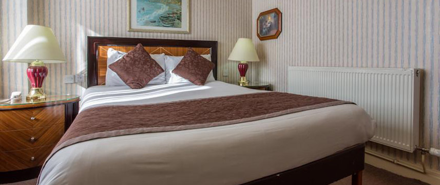 Britannia Country House - Hotel Bedroom Double