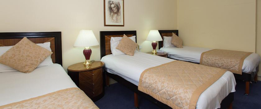 Britannia Country House - Hotel Bedroom Triple