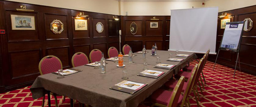 Britannia Country House - Hotel Conference Room