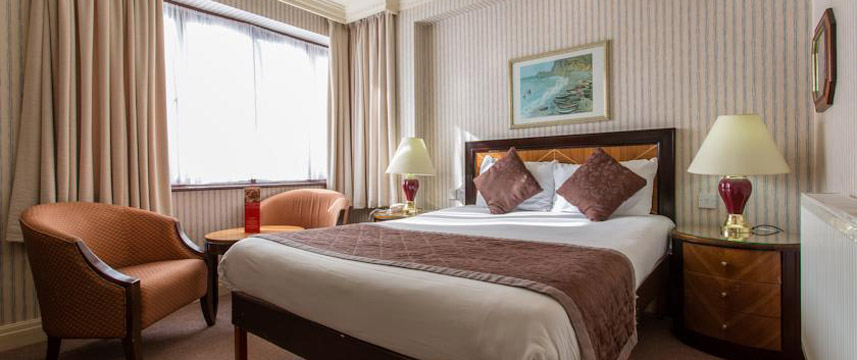 Britannia Country House - Hotel Double Bedroom