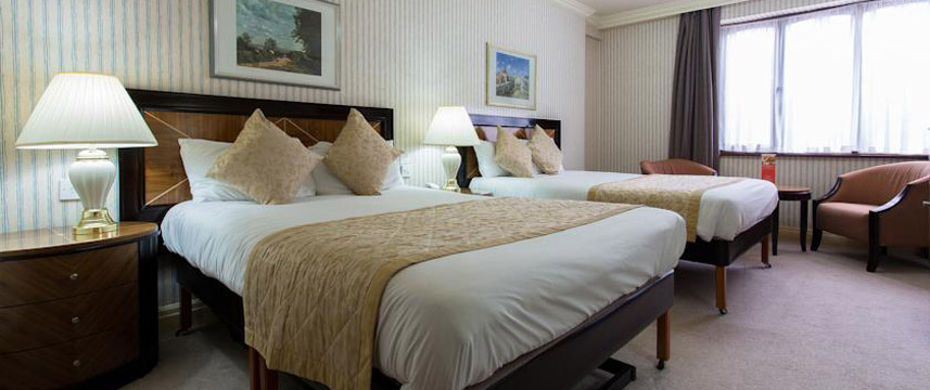 Britannia Country House - Hotel Triple Bedroom