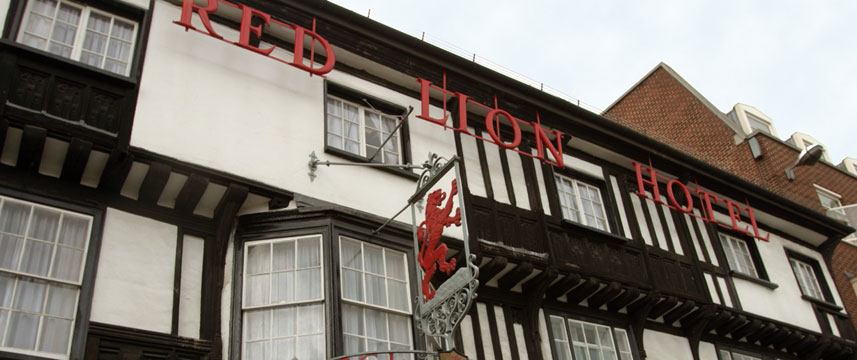 Brook Red Lion - Exterior