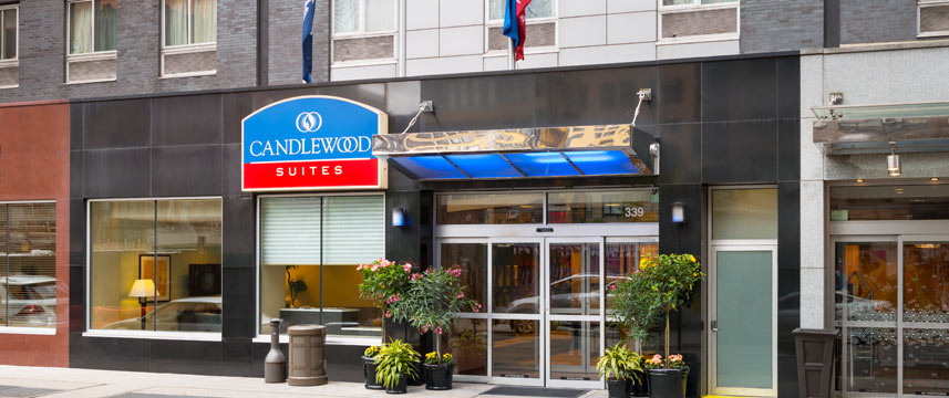 Candlewood Suites NYC Times Square - Exterior Facade
