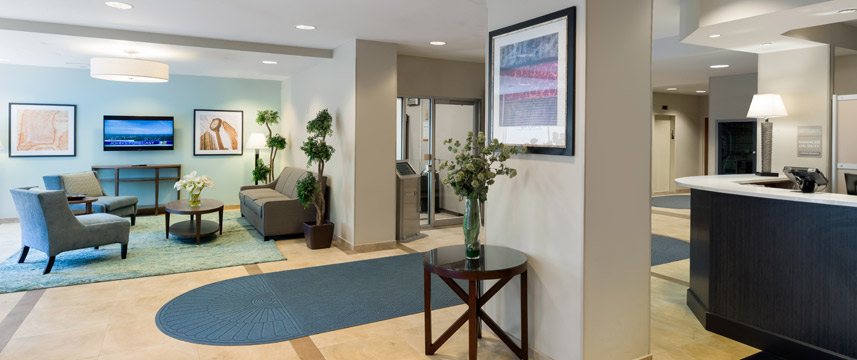 Candlewood Suites NYC Times Square - Lobby