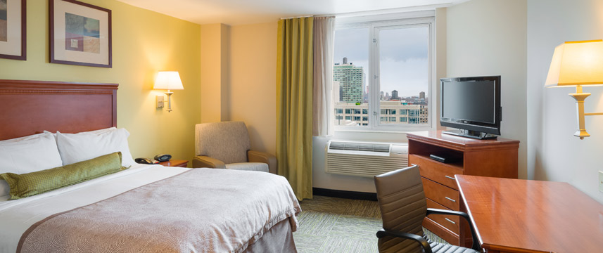 Candlewood Suites NYC Times Square - Queen Studio View