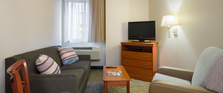 Candlewood Suites NYC Times Square - Studio Lounge