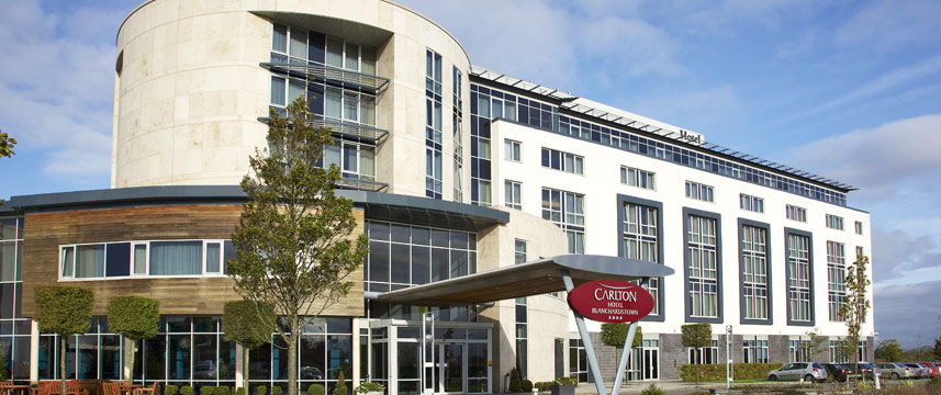 Carlton Hotel Blanchardstown - Entrance