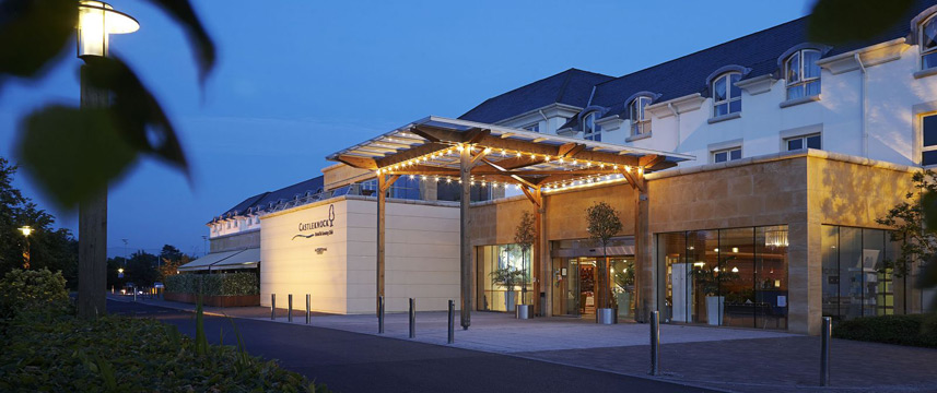 Castleknock Hotel & Country Club - Entrance