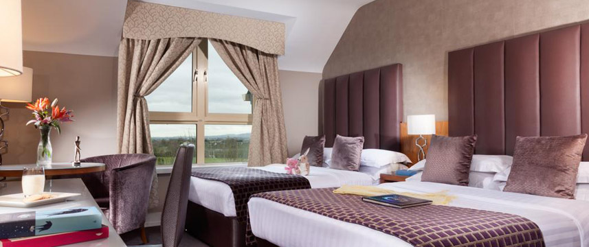 Castleknock Hotel & Country Club - Family Bedroom
