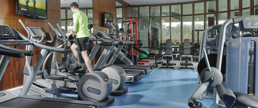 Castleknock Hotel & Country Club - Fitness Room