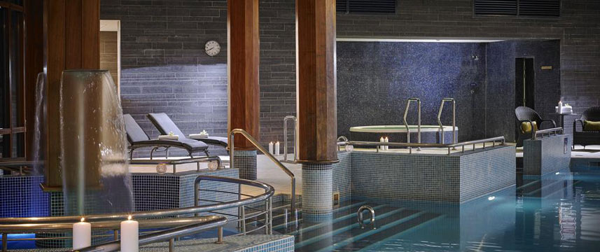Castleknock Hotel & Country Club - Pool Area