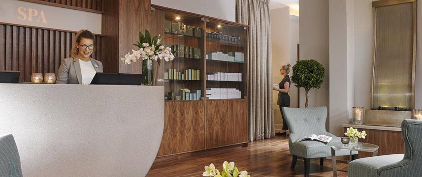 Castleknock Hotel & Country Club - Spa Reception