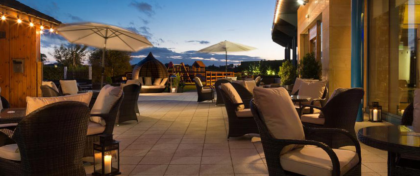 Castleknock Hotel & Country Club - Terrace