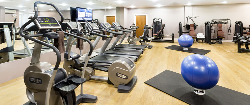 Chelsea Harbour Hotel - Gym