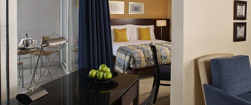 Chelsea Harbour Hotel - Marina King Suite