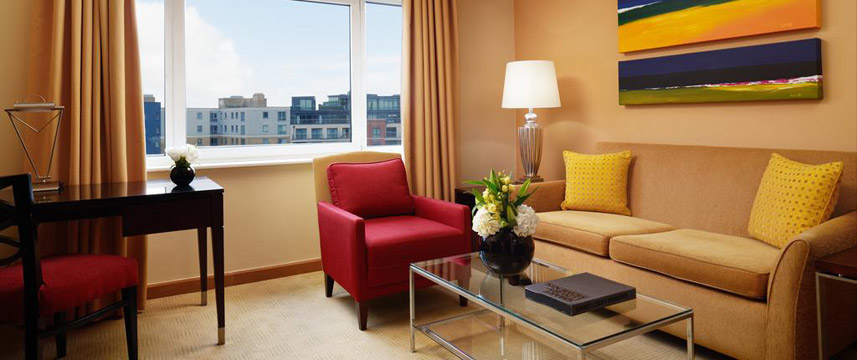 Chelsea Harbour Hotel - River View Suite