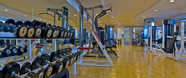 Chelsea Tower Suites & Apartments - Gym