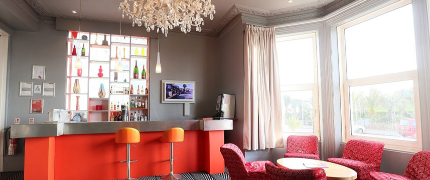 Citrus Hotel Eastbourne - Bar Seating