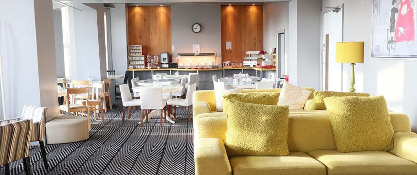 Citrus Hotel Eastbourne - Breakfast Lounge