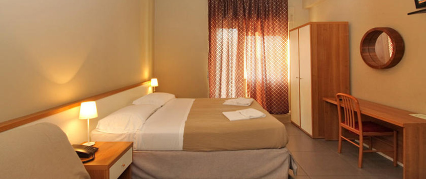 City Guest House - Twin Room