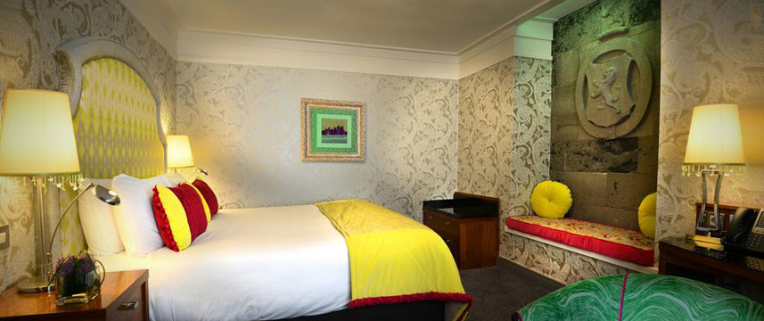 Clontarf Castle Hotel - Double Bed