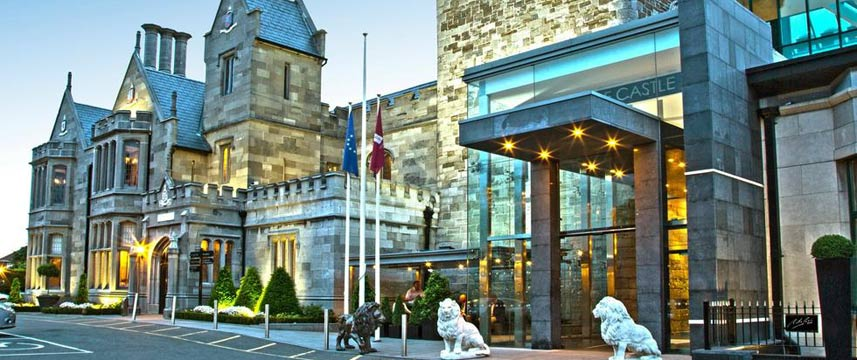 Clontarf Castle Hotel - Entrance