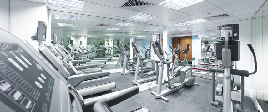 Club Quarters Gracechurch - Fitness Room