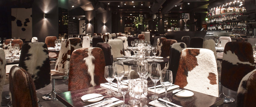 Club Quarters Gracechurch - Gaucho Restaurant