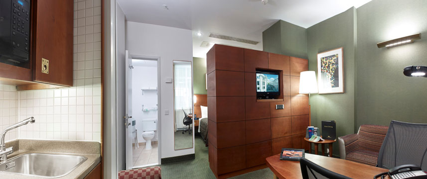 Club Quarters Gracechurch - Suite