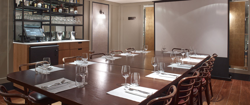 Club Quarters St Pauls - Meeting Room